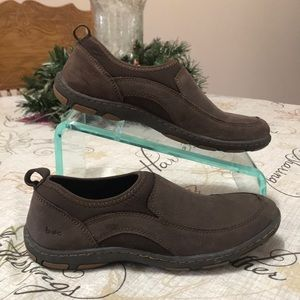 B.O.C Brown Leather Shoes